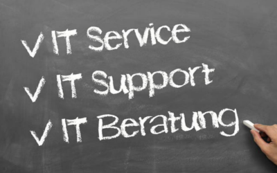 IT Dienstleistungen & IT Service Memmingen